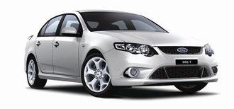 XR6 Turbo